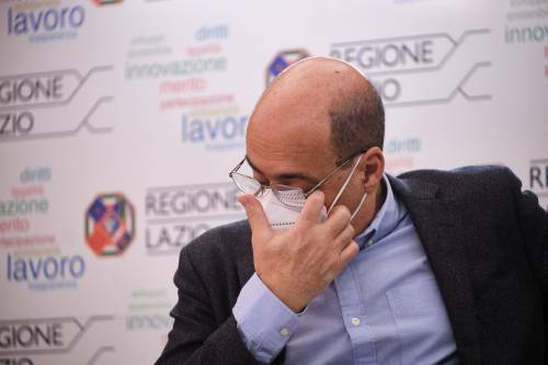 La mossa d'azzardo di Zingaretti: così mette spalle al muro il Pd