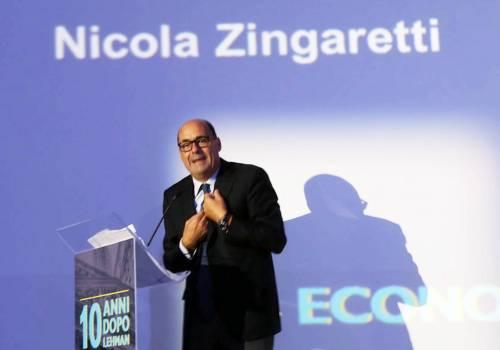 Draghi fa esplodere il PD. Zingaretti si dimette: è caos