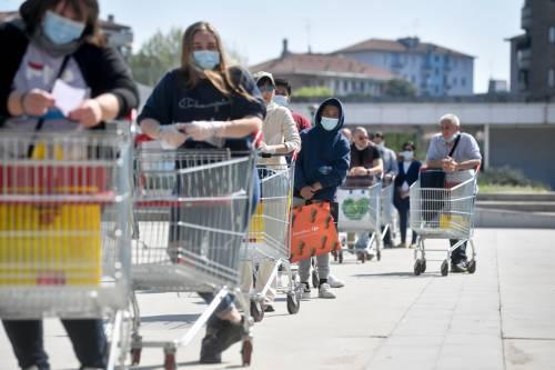 Lombardia, cambia tutto al supermercato: come e chi può entrare adesso