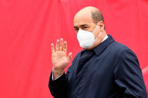 Zingaretti abbraccia i 5s, una mina sul suo successore
