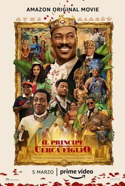 """Arriva """"Il Principe cerca figlio"""", sequel di una commedia iconica"""