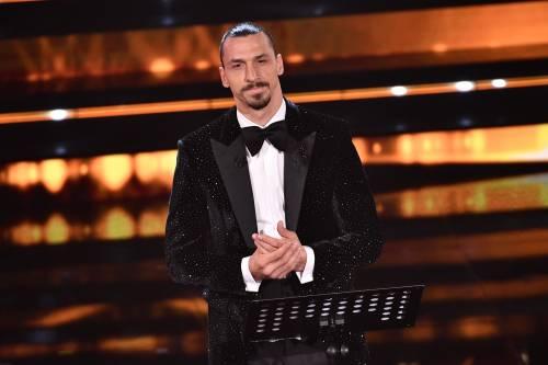 """Ibra commuove l'Ariston: """"Festival dell'Italia intera"""""""