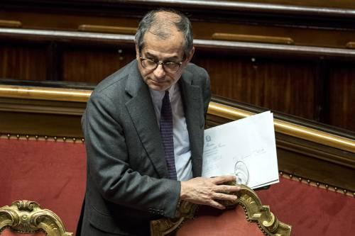 Giorgetti nomina Tria consulente economico per i vaccini