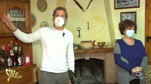 """Truffa ai morti di Covid a Roma. Striscia indaga: """"Scomparsi effetti personali"""""""