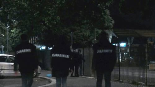 Le immagini dello spaccio nel centro di accoglienza riprese dai carabinieri 4