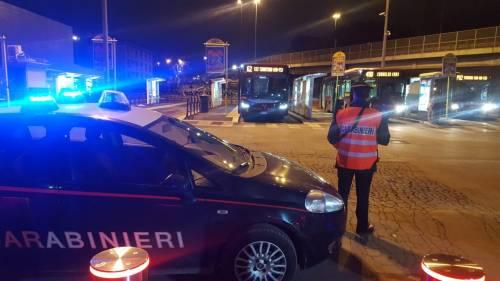 Le immagini dello spaccio nel centro di accoglienza riprese dai carabinieri 7
