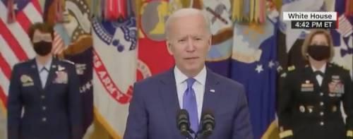 """Gli elettori bocciano Biden: """"Non è mentalmente idoneo"""""""