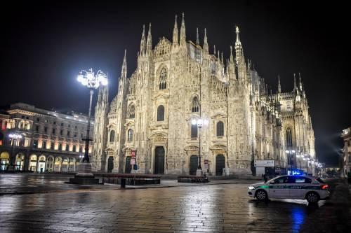 """La Lombardia si prepara alla zona rossa. Fontana: """"Spero ultimo sacrificio..."""""""