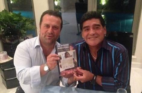 """""""Maradona non è mai stato un evasore fiscale"""""""