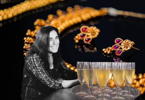 """""""La fede e i medici per plagiare"""": la santona che beveva champagne"""