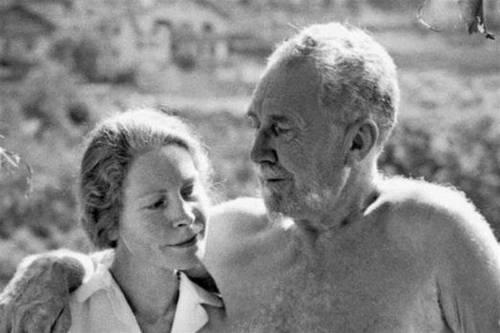 Come si sopravvive da figlia di Ezra Pound