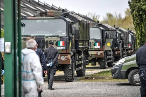 Quei documenti sotto chiave: la verità sull'esercito a Bergamo