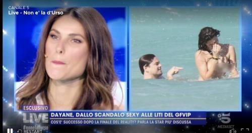 Dayane Mello contro Rosalinda e Francesco Oppini. E dal suo passato spunta Leonardo DiCaprio