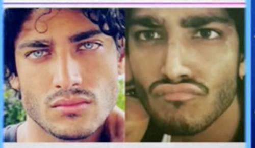 Dal passato di Akash spunta il segreto del colore dei suoi occhi
