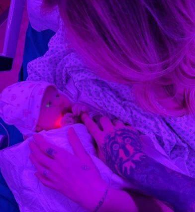 È nata la figlia di Fedez e Chiara Ferragni