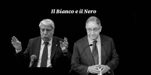 """Il Bianco e il Nero, Giovanardi: """"Scanzi furbetto"""". Buttiglione: """"Si punti all'efficienza"""""""