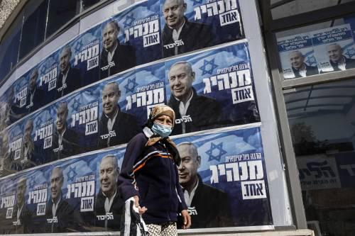 Netanyahu vince ancora. Ma per governare la strada resta stretta