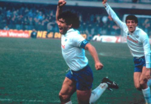 Il calcio ai tempi di Diego: Minà racconta Maradona