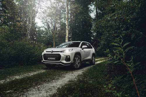 Suzuki: dall'elettrificazione forte scossa alle vendite