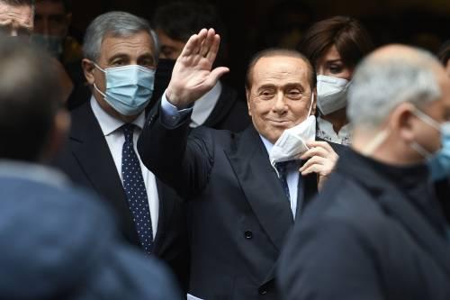 L'  Utopia  diventa realtà  Ecco l' avventura più folle di Silvio Berlusconi -