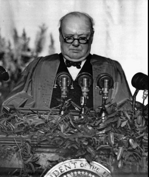 """Quel liberale """"collabò"""" che spiazzò Churchill"""