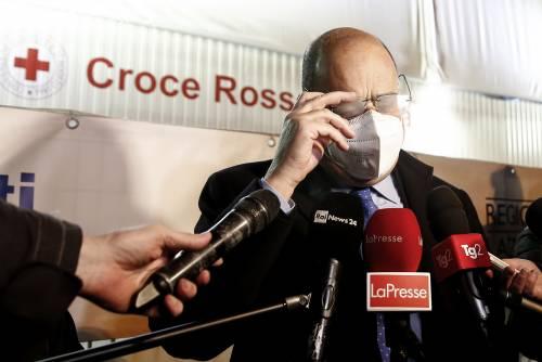 Cinque milioni per test salivari: l'ultimo spreco di Zingaretti