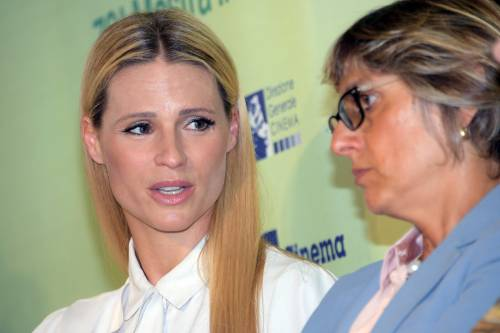"Michelle Hunziker: ""Ho sofferto quando mi dissero che ero posseduta da Satana"""