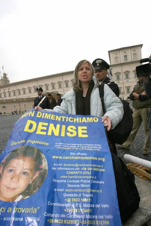"""""""Ci abbiamo sperato. Denise va cercata"""" Il messaggio di Piera Maggio e Piero Pulizzi"""