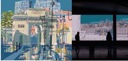 """Arte digitale a Malpensa: """"Nice To Meet You"""" celebra Milano e la voglia di tornare a viaggiare"""