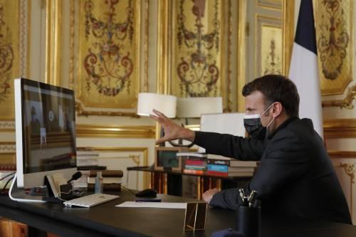 Ora Macron arruola l'Italia: ecco cosa vuole davvero