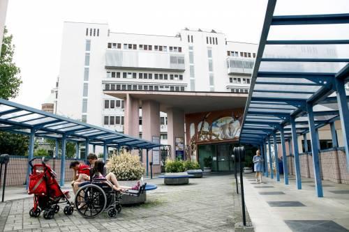 Buzzi, case per i piccoli pazienti anche in zona rossa