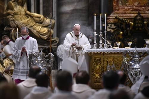 La Via Crucis di Francesco tra paure e speranze dei bimbi
