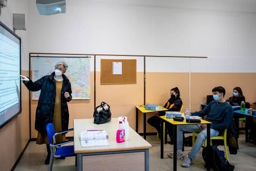 Genitori senza mascherina? I figli vengono esclusi dall'asilo