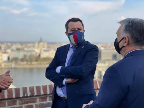 Se Salvini si aggrappa alle crociate