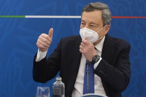 Draghi pensa