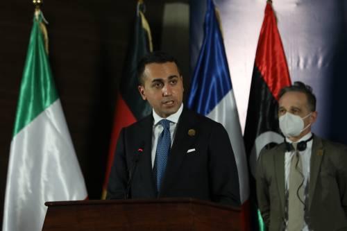 La Libia è terra di nessuno. La bomba di Di Maio a Draghi