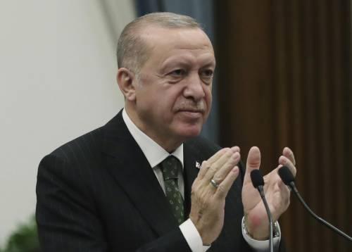 """Erdogan arresta gli ex ammiragli: """"Un tentativo di colpo di Stato"""""""
