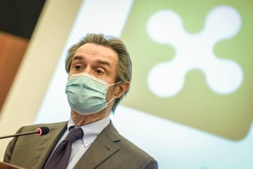 """In Lombardia spiragli di luce: """"Si potrebbe tornare arancioni"""""""
