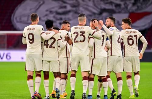 La Roma vince 2-1 in casa dell'Ajax. I giallorossi vedono le semifinali di Europa League
