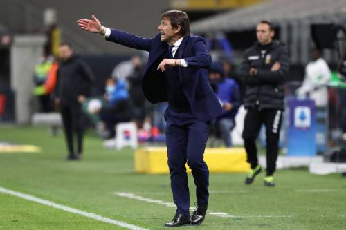 Conte e l'Inter brutta per giocare bene