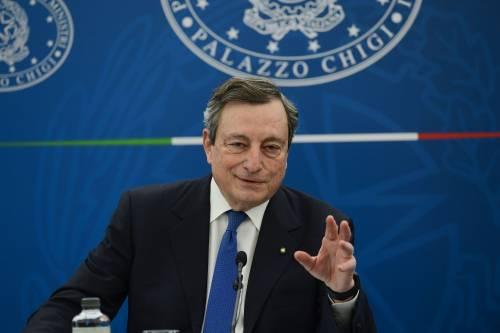SuperMario blinda Speranza Nel mirino Salvini e Regioni
