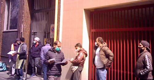 """Milano nella """"gabbia rossa"""". Ma gli islamici se ne fregano"""