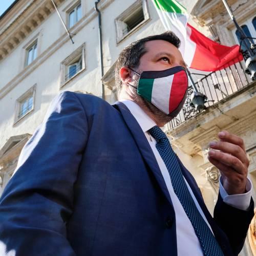 """Salvini: """"Cosa farò"""""""