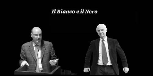 """Il bianco e il nero, Orsina: """"Conte è in difficoltà"""". Ricolfi: """"La Meloni può superare Salvini"""""""