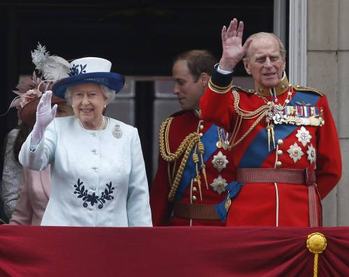 """Le ultime parole di Filippo prima di morire: """"Prenditi cura della Regina"""""""