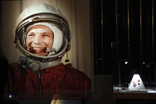 12 aprile 1961: Gagarin porta l'uomo tra le stelle