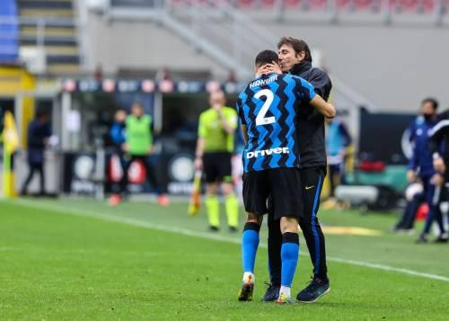 Il gesto di Conte che stupisce tutti dopo Inter-Cagliari