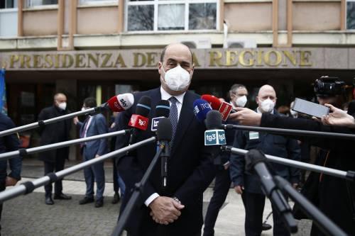 """La verità sulla corsa al Campidoglio: """"Se Zingaretti si candida, gli fanno la radiografia..."""""""