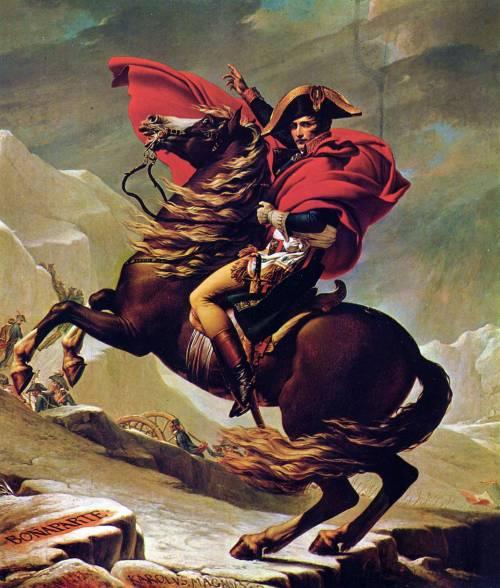 """Una piccola storia dentro la grande Storia. E Bonaparte incontrò di nascosto """"la polacca"""""""