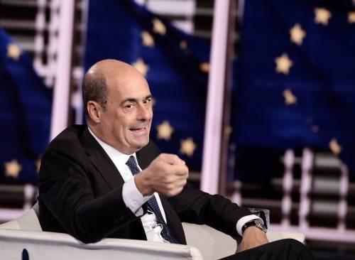 """""""Sono solo lavoretti"""". Così Zingaretti umilia gli italiani in difficoltà"""